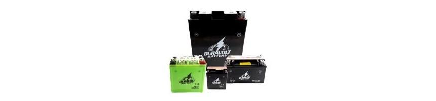 La más amplia gama de baterías para moto